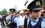 交通警察官採用の体力テスト、酷暑で6人が死亡